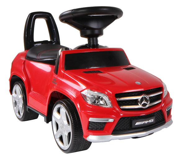Mercedes Benz GL63 AMG Original Licensed Foot to Floor Ride on Car for Toddler