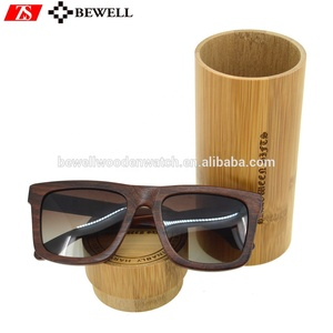 100% natural wholesale handmade excellent quality bamboo or wooden  sunglasses dropshipping