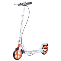 Hot sale cheap price urban kick scooter with two 200mm PU wheel scooter pedal for adult