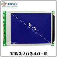 320 * 240 LCD module performance is stable, friendly interface, a lot of content and takes up less
