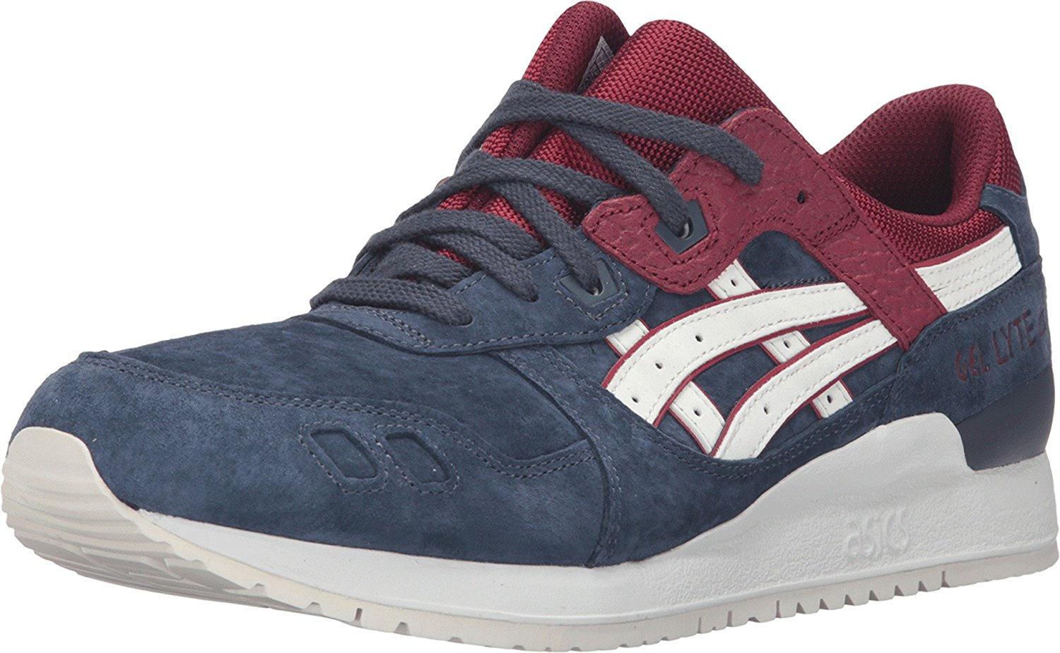 huge discount 94949 c81aa Get Quotations · ASICS Men s Gel-Lyte Iii Fashion Sneaker