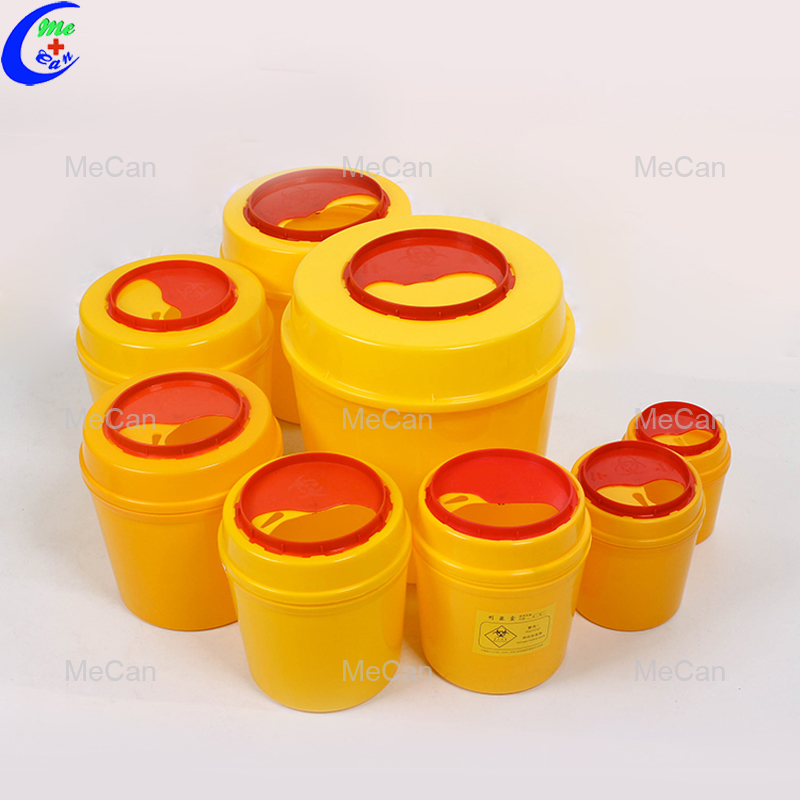 Hospital Sharps Collector Waste Bin