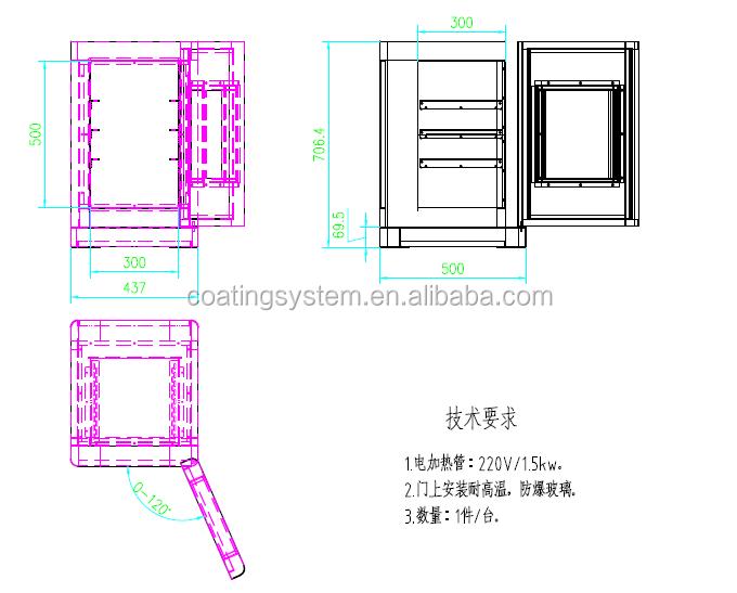Lab powder coating oven listrik pelapisan logam mesin id produk lab powder coating oven listrik ccuart Gallery