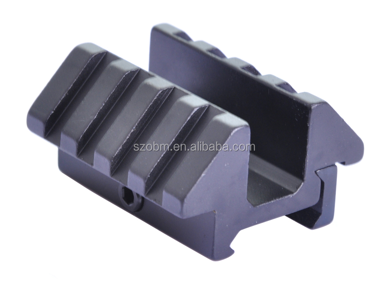 22mm Guide Rail Aluminum Alloy Sights Bracket Holder For Gun