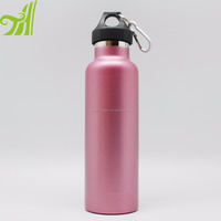 sports drinking bottle 1liter stainless steel water bottle
