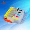 Inkjet cartridge factory refillable ink cartridge for canon pgi250 cli251