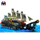 New design Build Your Own Pirates Ship Indoor Digital Playground