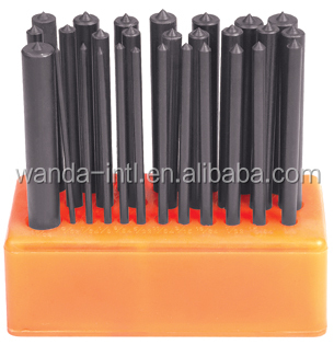 28pc Transfer Punch Set