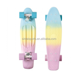 New Design longboard cruiser skateboards with CE