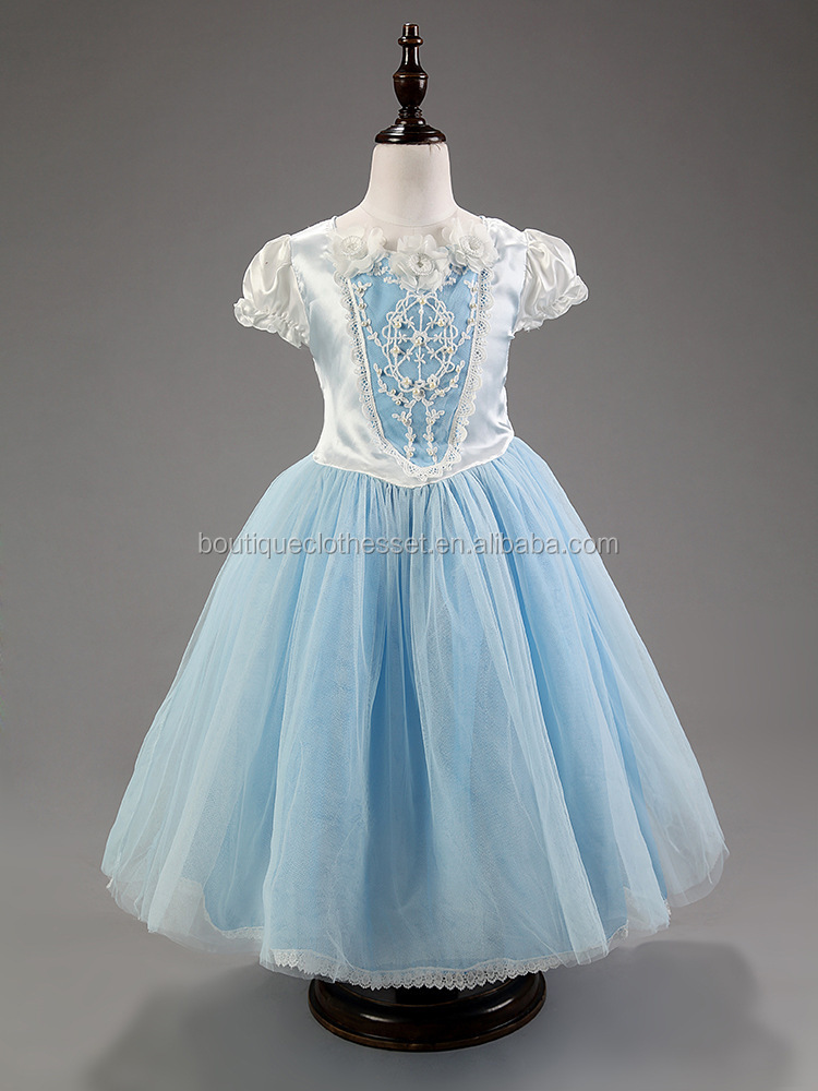 Wholesale Girls Cosplay Dress Cinderella Dresses For Girls Kids ...