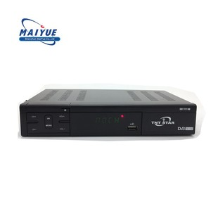 Africa Full HD DVB T2+S2 STR777 combo digital tv satellite terrestrial receiver h.265 combo decoder with MPEG4