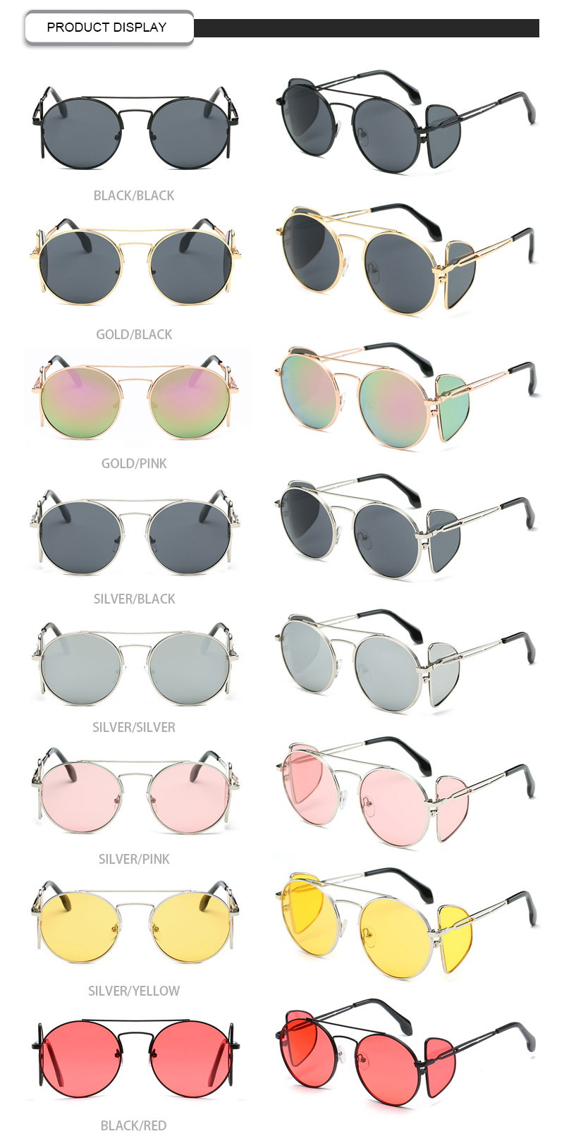 Wholesale what are polarised glasses company for lady-11
