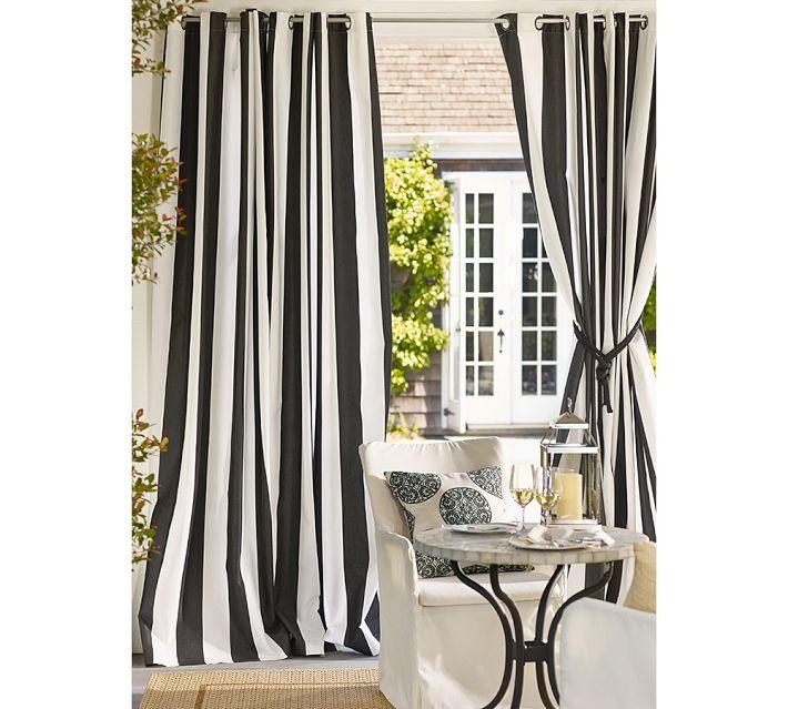 achetez en gros rideaux rayures verticales en ligne des grossistes rideaux rayures. Black Bedroom Furniture Sets. Home Design Ideas