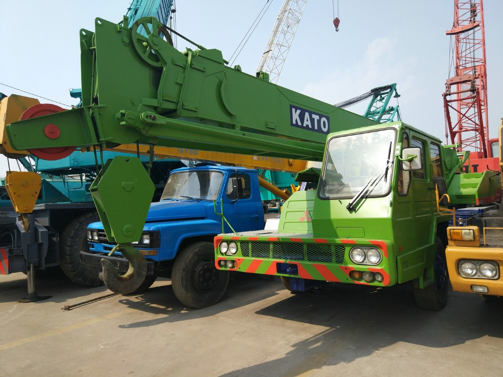 Original Japan Mobile Crane Used Kato NK250E 25 Tons Mobile Crane For Sale