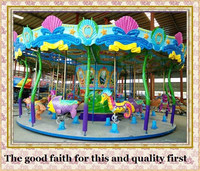 16 seats ocean carousel in other amusement park products