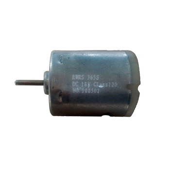 Long life 18V high speed high torque high efficiency DC Motor for hair dryer