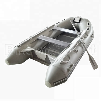 (CE) China PVC Folding Rescue Military Patrol Boat For Sale