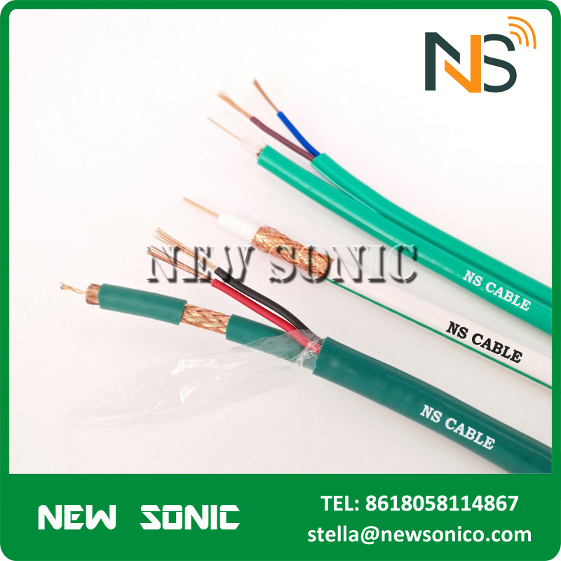 Best Quality Good Price SYV 75-5 Coaxial Cable Low Loss RG6
