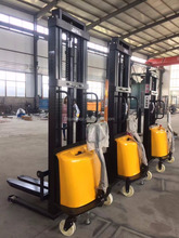 cheap price high quality1000kg 2000kg 1.6m electric hydraulic forklift stacker for sales