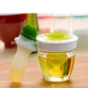 High quality silicone oil brush for cooking