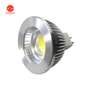Best Selling 5W 12V 24V GU10 MR16 LED Bulb COB Spot LED Light MR16
