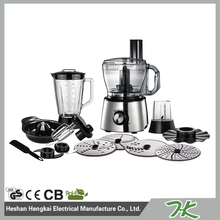 800w More than 15 pcs accessories in 1 machine Student Dorm Fruit Food Processor