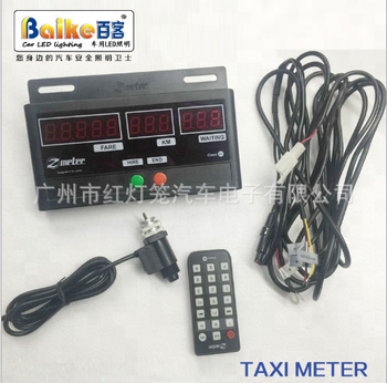 International Taximeter Taxi Meter Fare Factory Sale - Buy Taxi Meter Sale  Product on Alibaba com