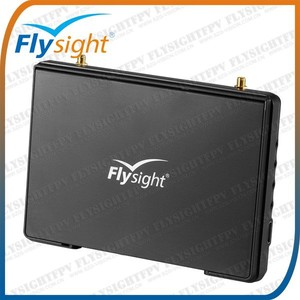 E467 NEW VERSION Flysight Black pearl 7inch HD monitor comes with easy open Folding Hood