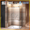 Cheap SS Big Rollers Sliding 2 Sided Shower Door 800x1200mm EX802N