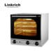 4 Trays Commercial Countertop Electric Steam Convection Oven