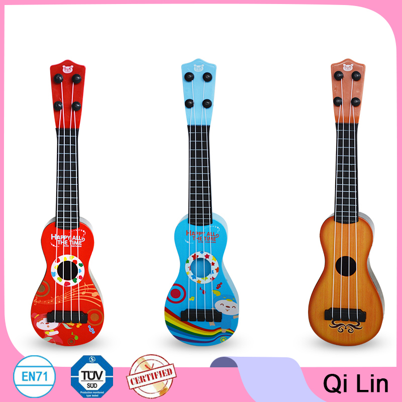 wholesale classical plastic mini children guitar toy for sale