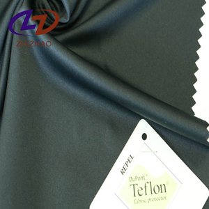high density polyester Sateen strong waterproof Fabric