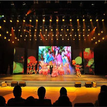 High resolution stage background led digital screen