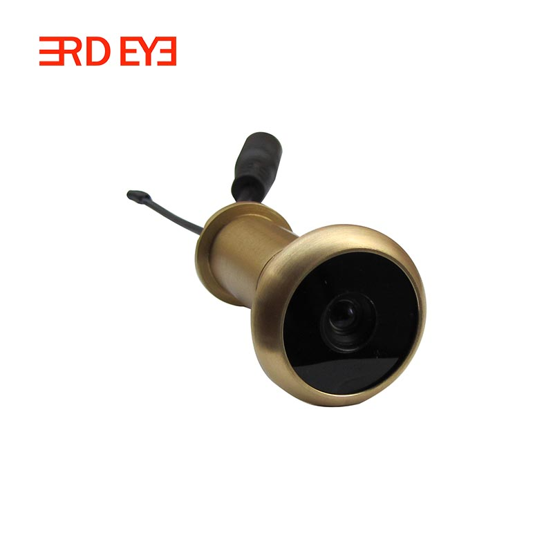 5.8ghz Wireless cctv door peephole <strong>camera</strong> TE50