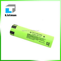 Original protected 3.7V 18650 3200mAh batteries rechargeable Battery NCR18650BE Industrial use