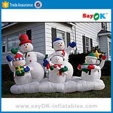 hot inflatable santa boat toys for sale for christmas 2017