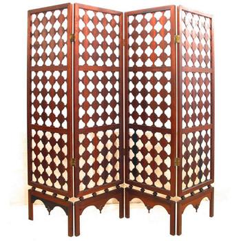 Kenya Wooden Folding Screen Room Divider Wheel Malaysia Product On Alibaba