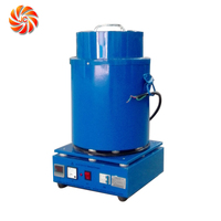 JC 3600W Small Gold Smelting Equipment for 5-10kg Gold Smelting