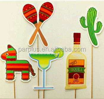 Mexican Themed Photo Booth Props Buy Mexican Themed