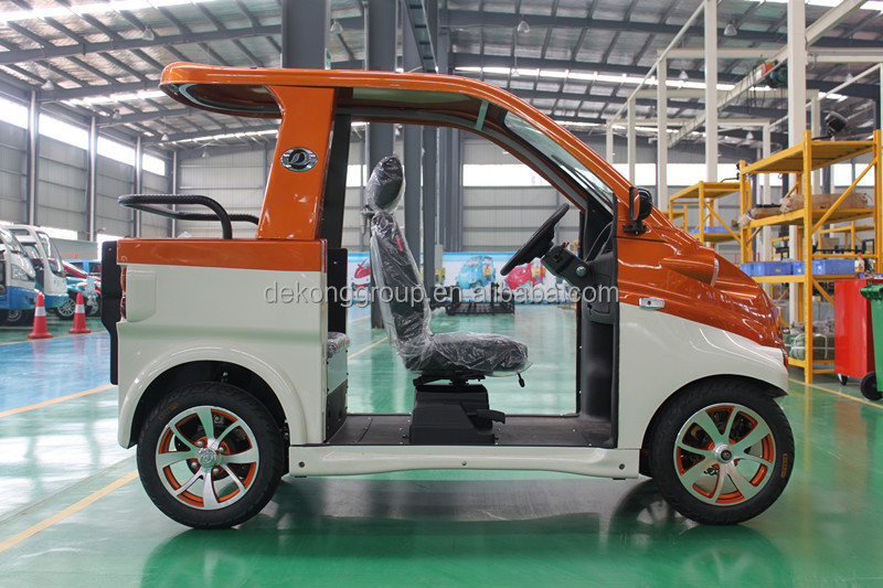 Safe Cheap Electric Golf Car Small Electric Cars Low Speed