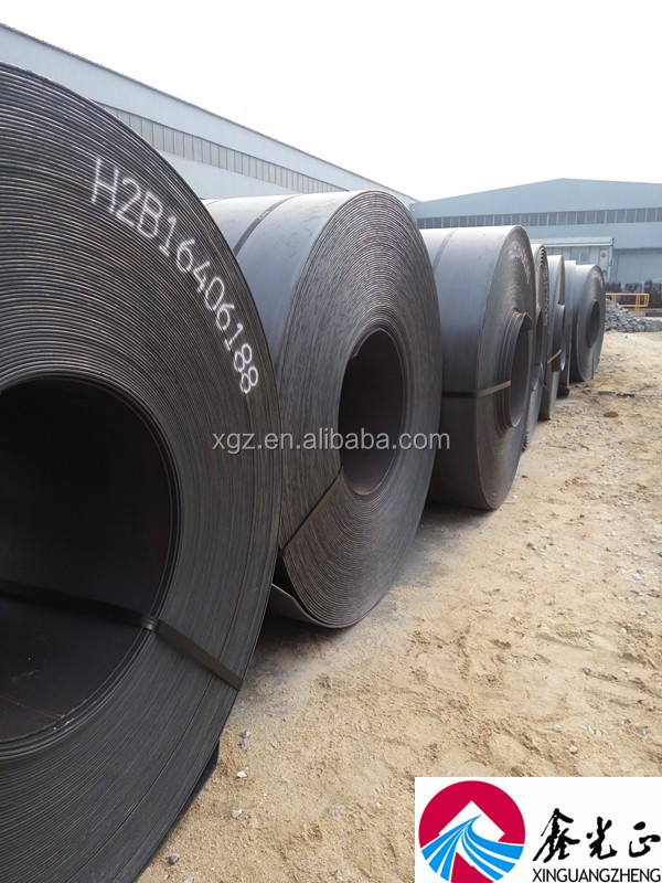 XGZ steel structure material hot rolled steel plate