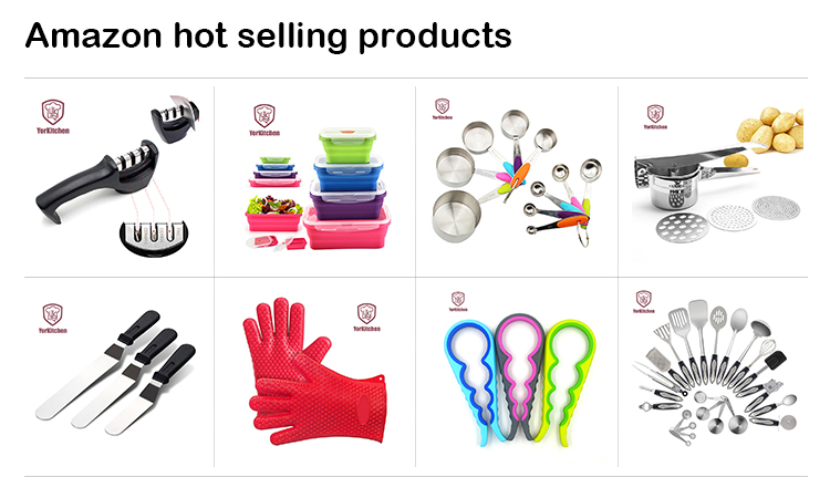 Hot sales in Amazon Factory Price Silicone jar bottle opener can opener