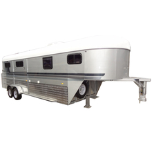 Dream coach parts semi horse trailers
