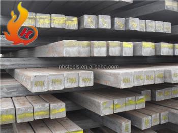 Square Steel Bar / Square Steel Billets 3sp 5sp Q195 Q235 Q275 ...