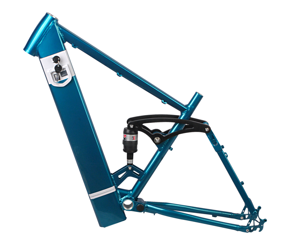 Aluminum Electric Bike Frame Made By China Supplier In Alibaba ...