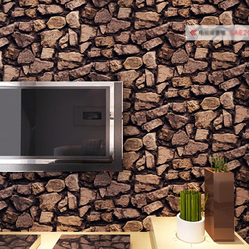 papier peint en relief textur chut pierre motif rustique rev tement mural j choix dans. Black Bedroom Furniture Sets. Home Design Ideas