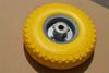 pu foam tire / urethane solid foam wheel / wheelbarrow pu foam tyre