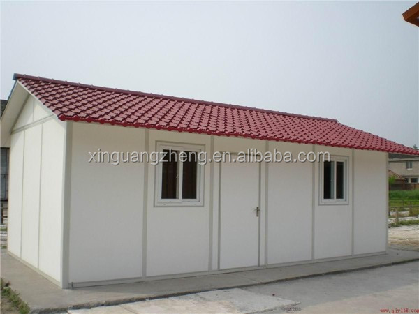 flexible economical steel frame house