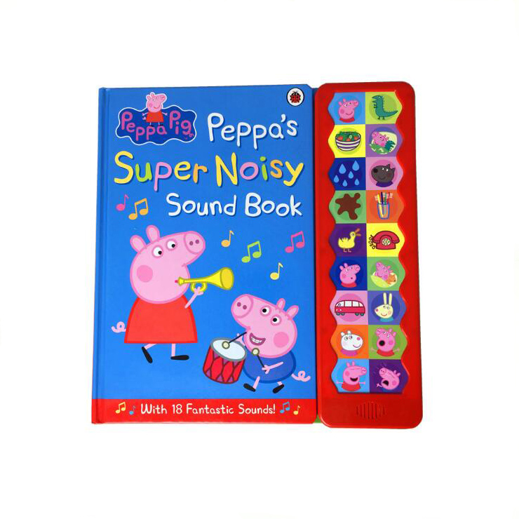 pre recorded sound module for children's abc learning books