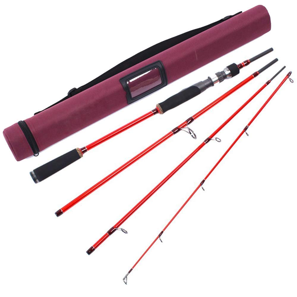 Kayak Aventik 7FT 9In 8wt 4PC IM12 NANO Bass Fly Fishing Rods Boat,Fast Action